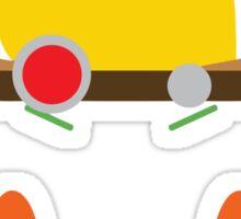 Jak & Daxter - Minimal Design Sticker