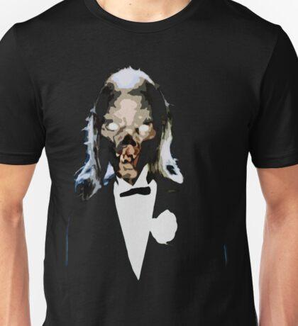 Crypt Keeper Tux Unisex T-Shirt