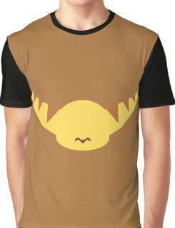 Ratchet & Clank -  Ratchet - Minimal Design Graphic T-Shirt