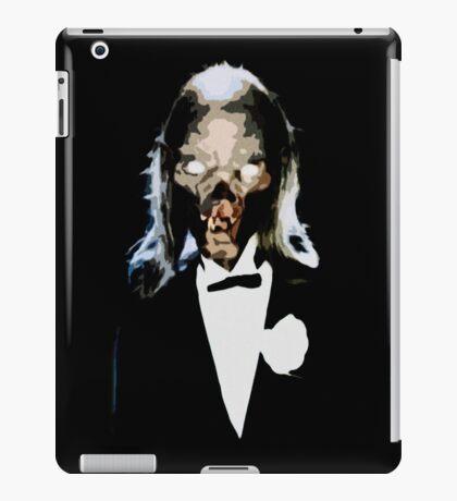 Crypt Keeper Tux iPad Case/Skin