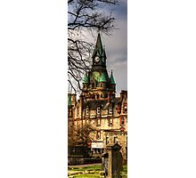 Fairytale Tower - Vertical Panorama Photographic Print
