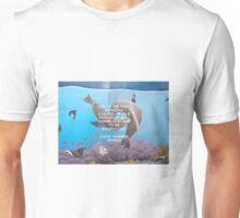 Inspirational Motivational True Friendship Quotation  Unisex T-Shirt