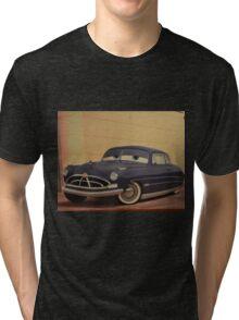 Doc Hudson Paul Newman Doctor Hudson Hornet Tri-blend T-Shirt