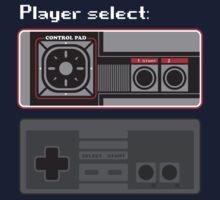 Select player 01 Kids Tee