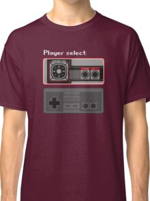 Select player 01 Classic T-Shirt