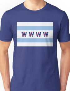 Cubs Win Chicago Flag Unisex T-Shirt