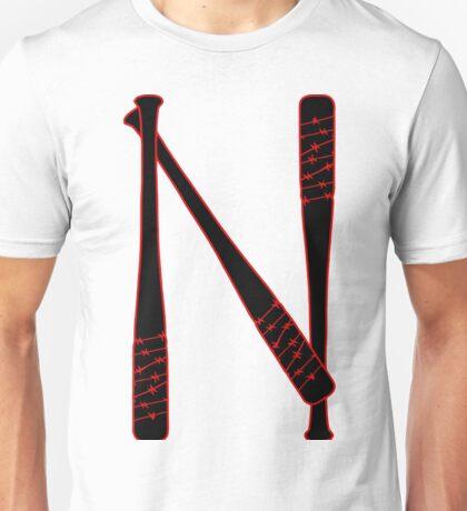 TWD - N as Negan Unisex T-Shirt