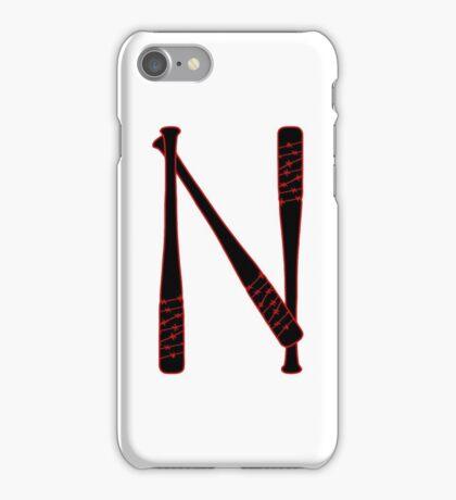 TWD - N as Negan iPhone Case/Skin