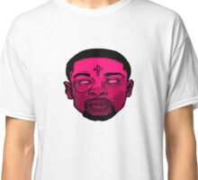 21 Savage Face  Classic T-Shirt