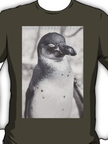 Portrait of a Penguin T-Shirt