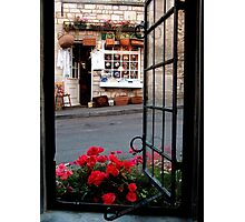 """""""Open Windows"""" Photographic Print"""