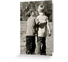 You've Got A Friend... Greeting Card