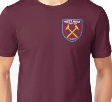 West Ham United Unisex T-Shirt