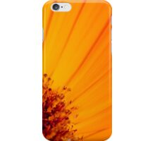Orange Flower iPhone Case/Skin