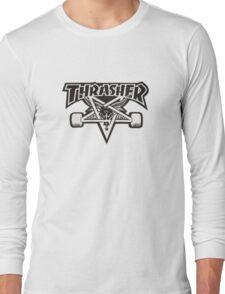 Thrasher Skategoat Logo Long Sleeve T-Shirt