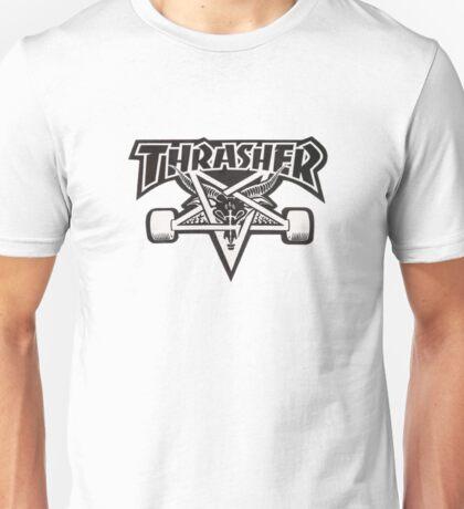 Thrasher Skategoat Logo Unisex T-Shirt