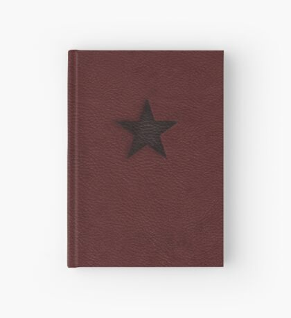 Winter Soldier Notebook (Dark) Hardcover Journal