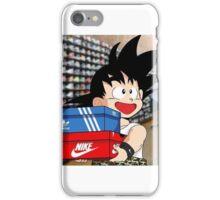 Aesthetic Son Goku iPhone Case/Skin