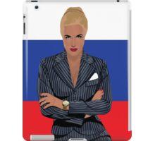 WWE LANA iPad Case/Skin
