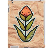 Tulips in November iPad Case/Skin