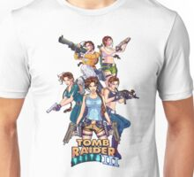 Tomb Raider III - 20 Years of Tomb Raider Unisex T-Shirt