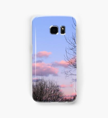 Evening Samsung Galaxy Case/Skin