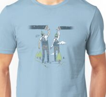 The Skyscrapers Unisex T-Shirt