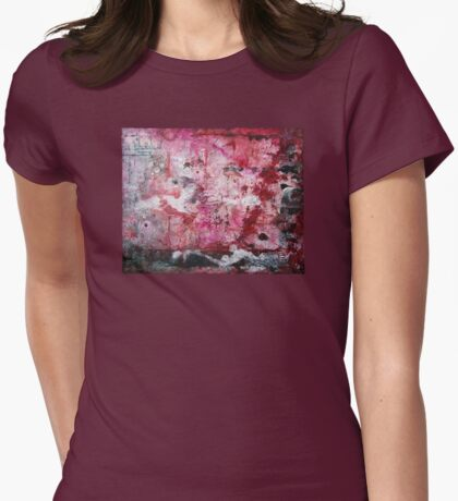 The Myth That Came To Life Womens Fitted T-Shirt