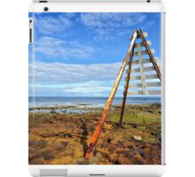 Navigational Marker - Rickett's Point iPad Case/Skin