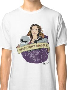 Haven - Mara (Here Comes Trouble) Classic T-Shirt