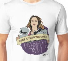 Haven - Mara (Here Comes Trouble) Unisex T-Shirt