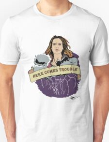 Haven - Mara (Here Comes Trouble) T-Shirt