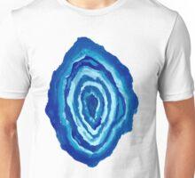 Blue Agate Unisex T-Shirt