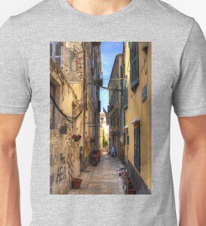 Campiello Alleyway Unisex T-Shirt
