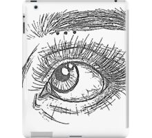 Eye #3 iPad Case/Skin