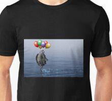 Elephant Float Unisex T-Shirt