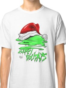 Snot That Ate Port Harry Christmas - 2014 Classic T-Shirt