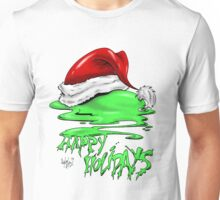 Snot That Ate Port Harry Christmas - 2014 Unisex T-Shirt