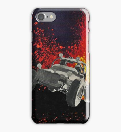 Danger Cart iPhone Case/Skin