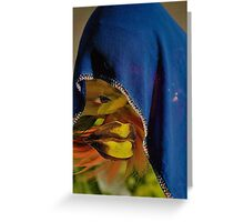 Djinn Greeting Card