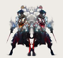 Two Assassins by cobaltplasma