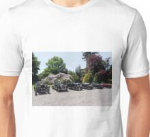 Three Castles Classic Welsh Trial - Bentley Unisex T-Shirt