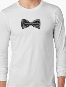 Bow Tie (Straight) Long Sleeve T-Shirt