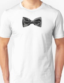 Bow Tie (Straight) Unisex T-Shirt
