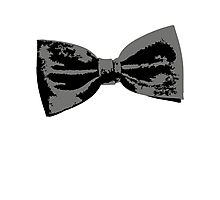 Bow Tie (inclined left) Photographic Print