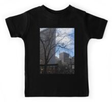 Skyscraper Outlook Kids Tee