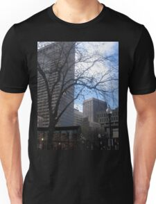 Skyscraper Outlook Unisex T-Shirt