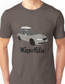 Subaru Legacy Wagon Mafia Unisex T-Shirt