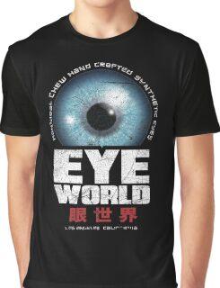Eye World Graphic T-Shirt
