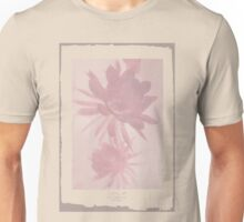 Negative Flower Unisex T-Shirt